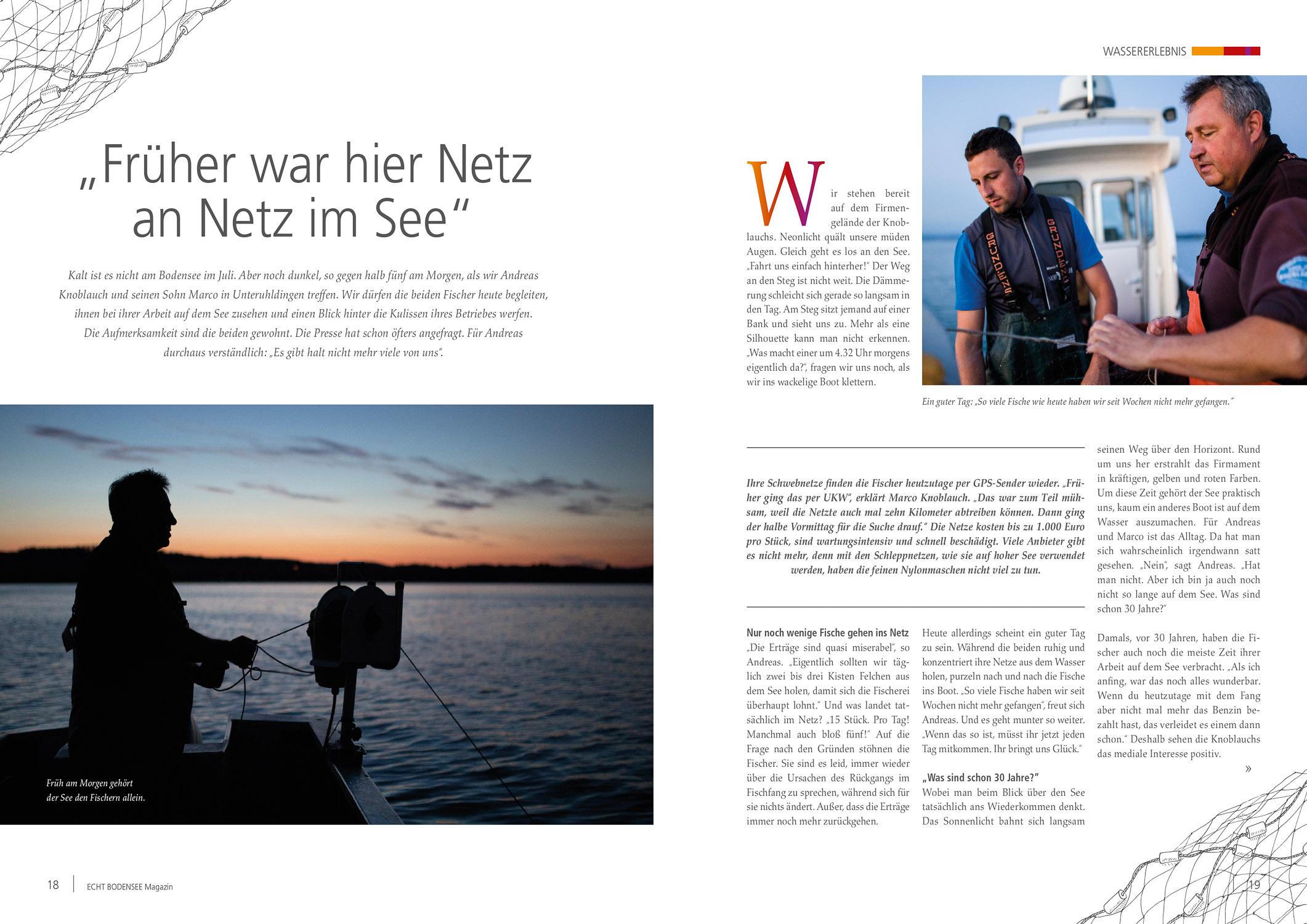 Referenz, DBT Magazin, Lisa Dünser Fotografie