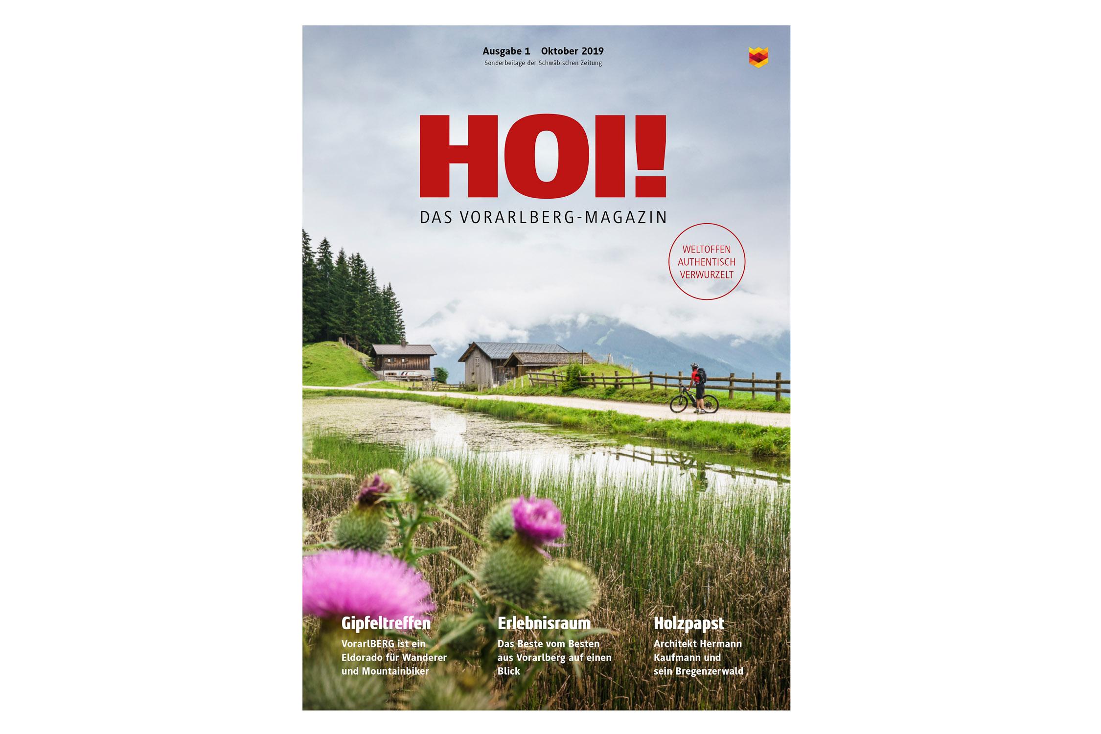 Referenz, Hoi, Das Vorarlberg Magazin, Lisa Dünser Fotografie