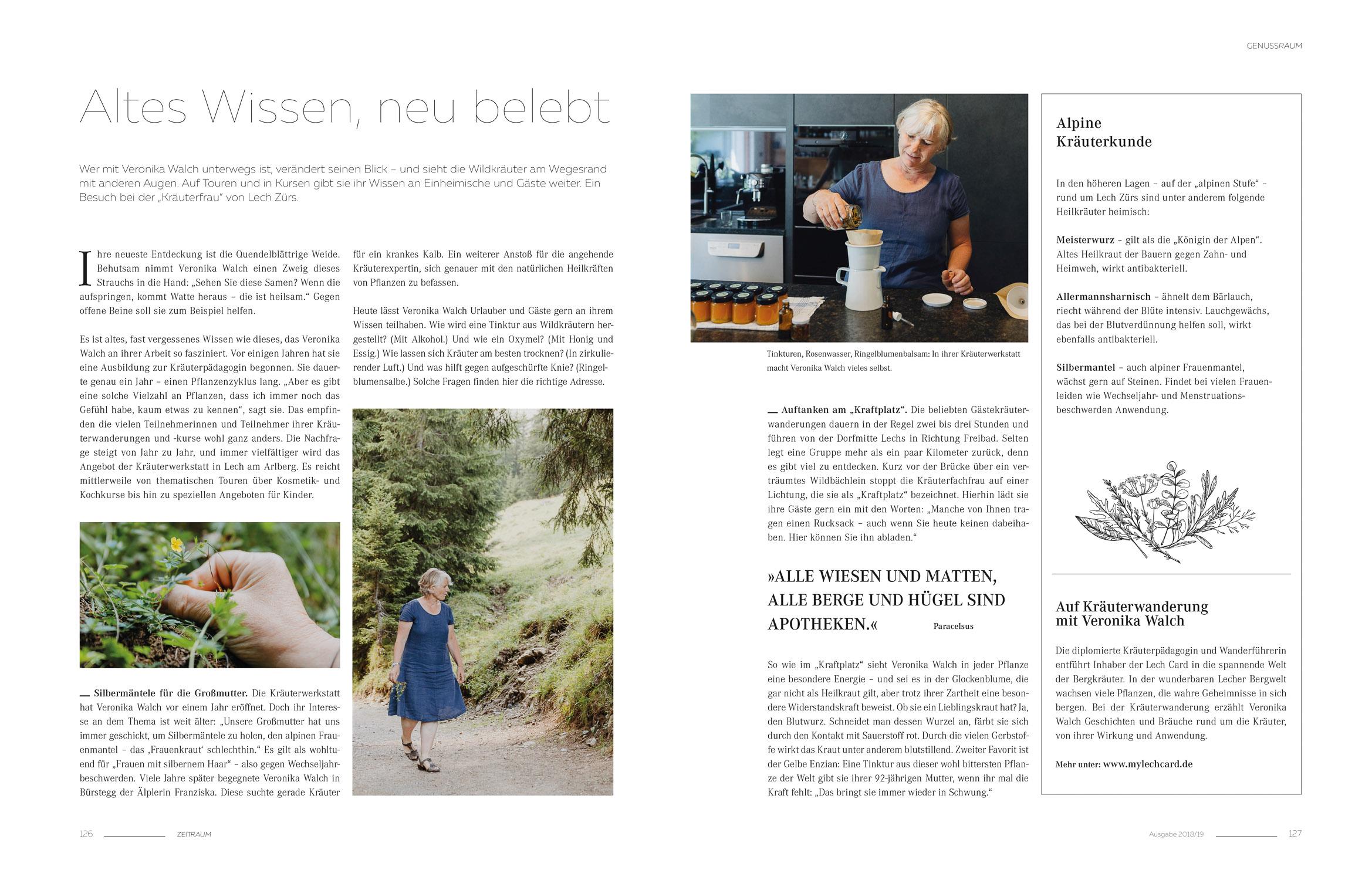 Referenz, Lisa Dünser Fotografie, ZeitRaum Magazin